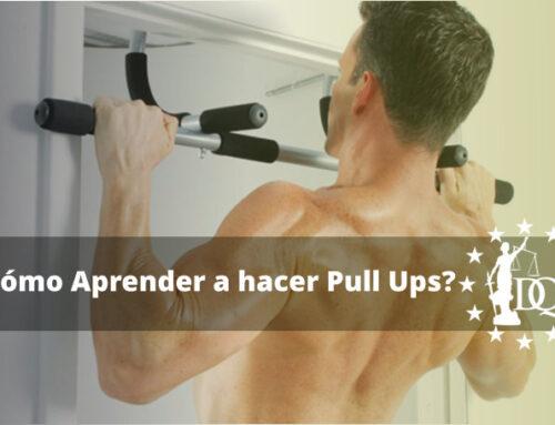 ¿Cómo Aprender a hacer Pull Ups en Casa? | Estudiar Coaching Deportivo