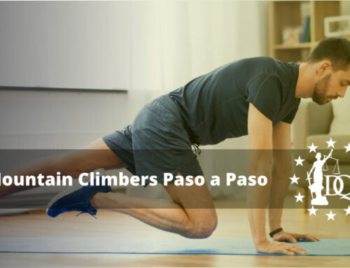 Cómo hacer Mountain Climbers Paso a Paso | Estudiar Coaching Deportivo