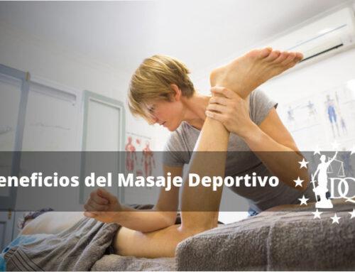 Beneficios del Masaje Deportivo   Estudiar Coaching Deportivo