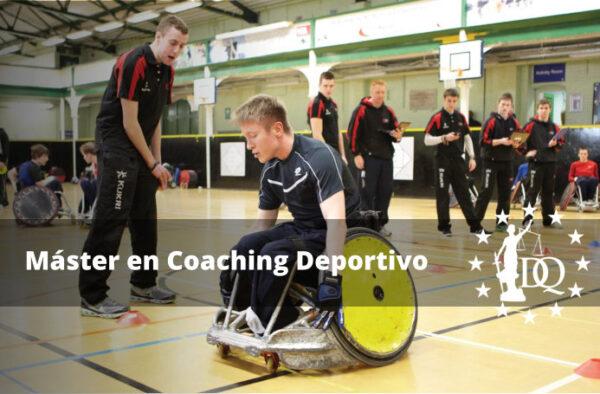 Máster en Coaching Deportivo online